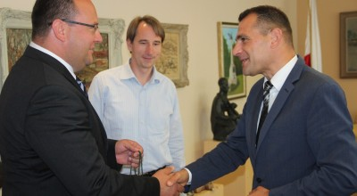 Hivatalos elnöki látogatás Muraköz megyében