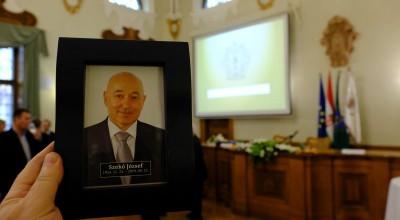 Megyenap 2019 - Posztumusz Díszpolgári címet kapott Pichler Imre