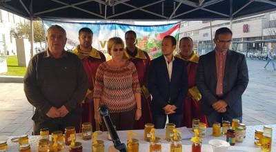 IDEMÉZZ  - a hazai és a baranyai mézet népszerűsítették