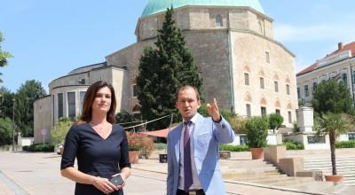 Varga Judit:a kormány erkölcsi kötelességének érzi, hogy segítsen Baranyában is