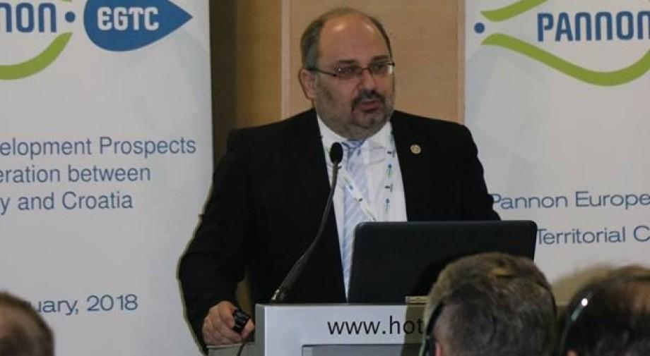 PANNON - EGTC Konferencia Eszéken 2018.