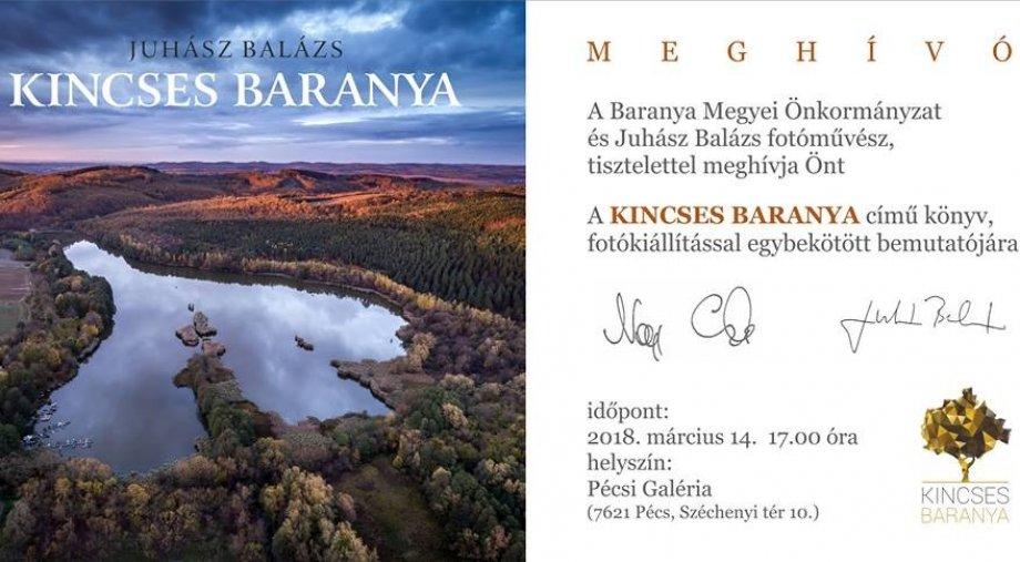 Kincses Baranya könyv és kiállítás