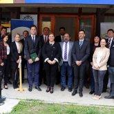 Közös irodát nyitott a Pannon Európai Területi Társulás és a Széchenyi Programiroda Szigetváron és Barcson