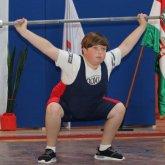 Súlyemelő Diákolimpia videó