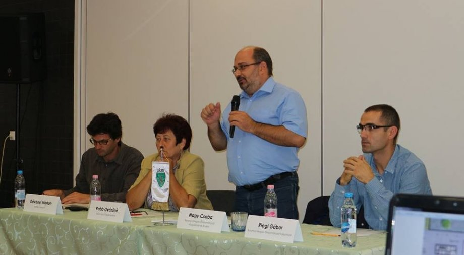 Zöld Város lakossági fórum Sásdon