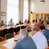 Baranya Paktum szervezeti ülés
