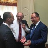 Hivatalos elnöki látogatás Eszéken