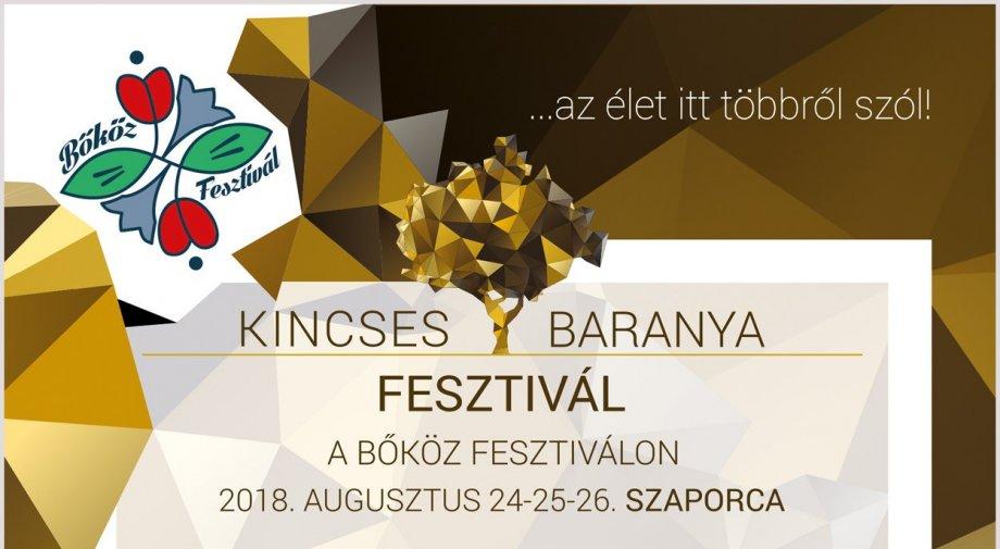 Kincses Baranya Fesztivál