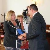 A leköszönő horvát főkonzult és a mohácsi pedagógust is kitüntették augusztus 20-án