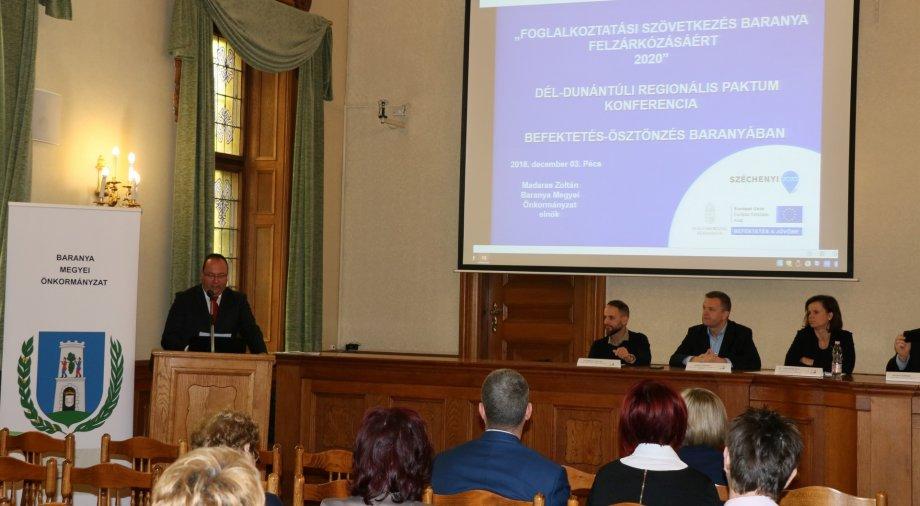 Évértékelő Paktum konferencia