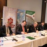Öt oldalú együttműködési megállapodás a térség fejlődéséért