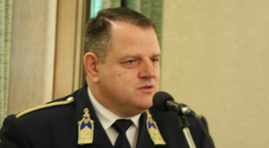 Bemutatkozott az új megyei rendőrfőkapitány a Baranya Megyei Önkormányzat Közgyűlésén