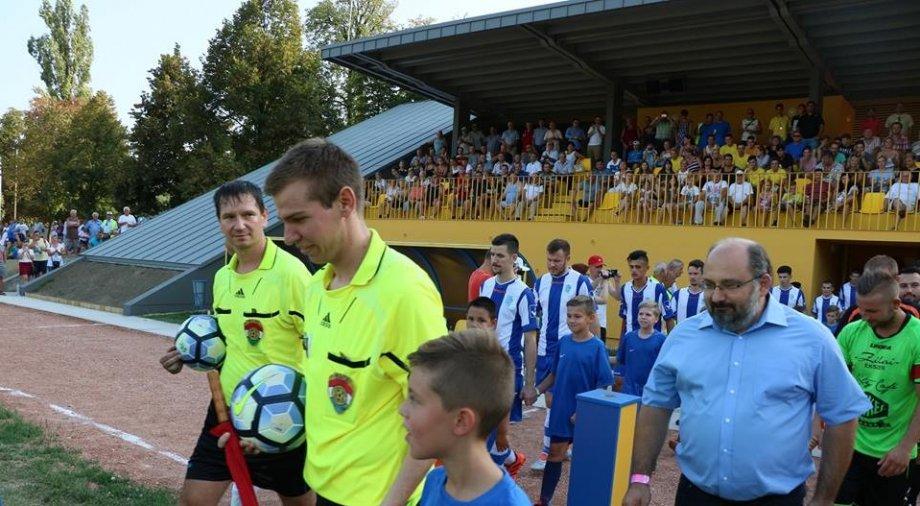 Megújult Sportcentrum Siklóson