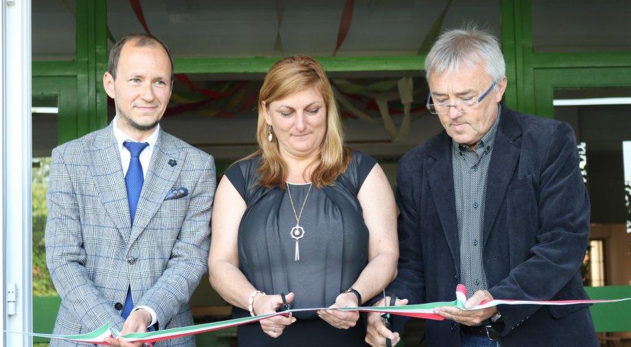 160 millió forintból újult meg a mágocsi iskola