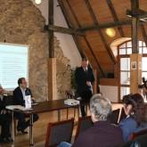 Sajtótájékoztató a Pécsi Tankerület fejlesztéseiről