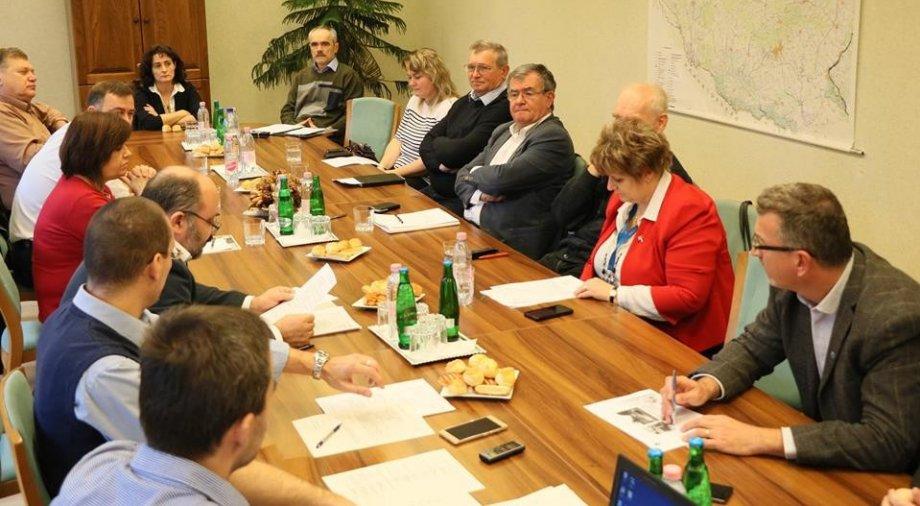 Dél-Dunántúli Területi Vízgazdálkodási Tanács ülése