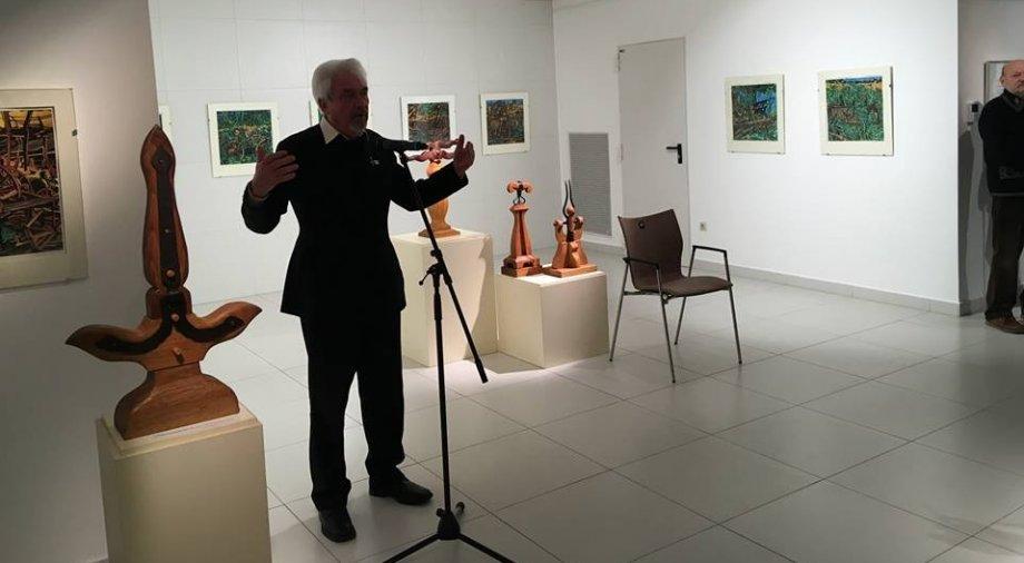 Szatyor Győző életműkiállítás Budapesten