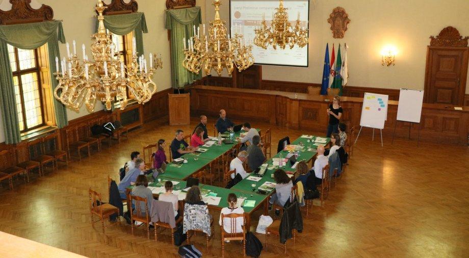 A Baranya Megyei Önkormányzat részt vesz a TANIA c. projektben