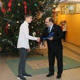 Megyei elismerést kapott a siklósi diák