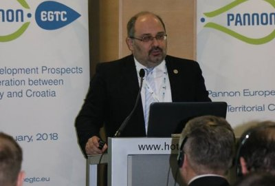 Konferencia Eszéken 2018