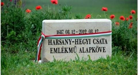 Harsány - hegyi csata 330.évfordulója alkalmából tartandó rendezvény